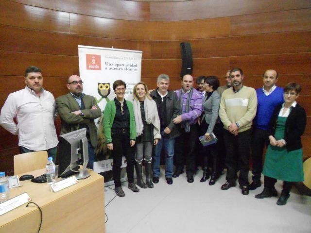 Murcia reúne a representantes de distintas reservas nacionales de la biosfera - 1, Foto 1