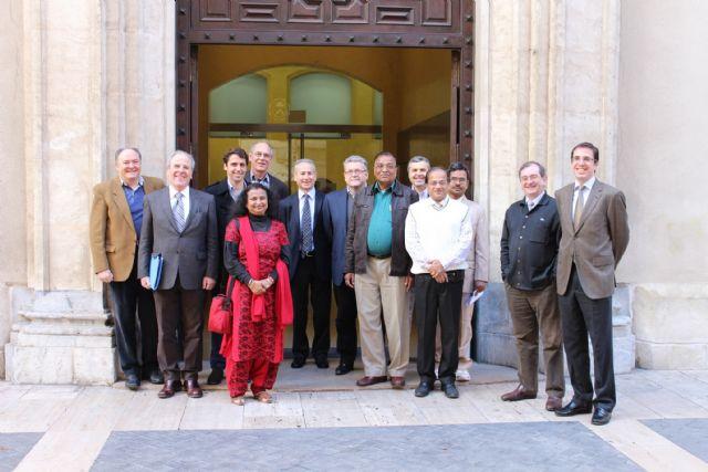 Expertos de la India visitan los embalses y sistemas de riego de la cuenca del Segura - 1, Foto 1