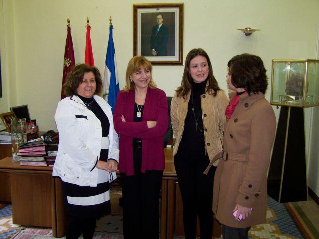 La Comisión de Discapacidad de la Asamblea Regional visita Águilas - 2, Foto 2