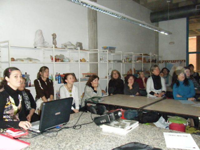 Comienzan las actividades de la UP en colaboración con la Federación de Universidades Populares - 3, Foto 3