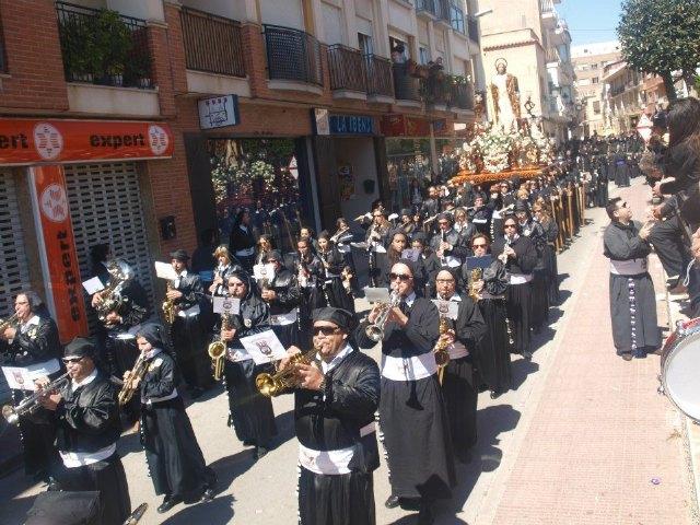 La Hdad. de San Juan Evangelista presenta el próximo domingo 3 de marzo el primer CD de su Banda de Música - 1, Foto 1