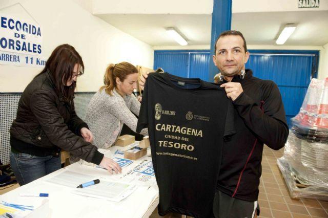 Récord de participación en la XX Media Marathon Ciudad de Cartagena - 4, Foto 4