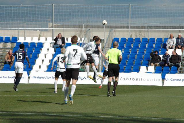 El Honefoss se lleva el duelo noruego de Pinatar Arena - 2, Foto 2