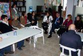 La Comisión de Discapacidad de la Asamblea Regional visita Águilas