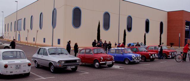 II Concentración de coches clásicos en Puerto Lumbreras - 2013 - 1, Foto 1