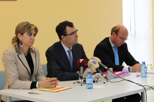 La Comunidad firma con Archena un convenio para simplificar e impulsar la creación de empresas - 1, Foto 1
