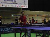 Resultados de Andrés en el Campeonato de España de Tenis de Mesa