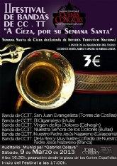 II Festival de Bandas de Cornetas y Tambores 'A Cieza, por su Semana Santa'