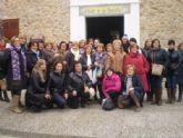 Cerca de un centenar de mujeres de Alguazas hacen un viaje a tierras de Huelva