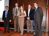 La Federación de Piragüismo de la Región premia a los palistas pinatarenses