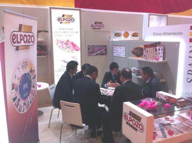 Asia se convierte en un mercado clave para ELPOZO ALIMENTACIÓN, Foto 3