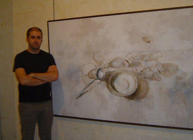 El pintor murciano Nono García elaborará el cartel oficial del próximo V Día del Pastel de Carne - 1, Foto 1