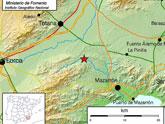 El 1-1-2 recibe una llamada alertando de un temblor de tierra en Totana