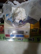 La Policía Local de Alguazas detiene a dos individuos con una cantidad de cocaína equivalente a mil dosis