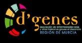 El Grupo Municipal Socialista acompaña a D�Genes en la celebraci�n del D�a Mundial de las Enfermedades Raras