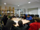Autoridades municipales se re�nen con representantes de los vecinos de El Paret�n-Cantareros