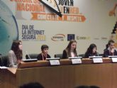 Una estudiante del IES Juan de la Cierva, participa en el II congreso nacional Joven y en red
