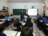Desarrollan charlas informativas preventivas en los centros educativos de ESO