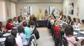 Mujeres de Puerto Lumbreras se reúnen para planificar la próxima creación de la Asociación de Mujeres Empresarias en el municipio