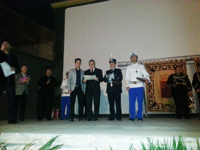 Mula, Alguazas, Abarán y OJE y Cruz de los Espejos de Archena, en el II Encuentro de Bandas de Tambores y Cornetas - 2, Foto 2