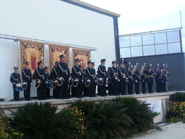 Mula, Alguazas, Abarán y OJE y Cruz de los Espejos de Archena, en el II Encuentro de Bandas de Tambores y Cornetas - 4, Foto 4