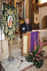 Comienzan los actos de celebración de la Semana Santa de Dolores de Pacheco y Balsicas