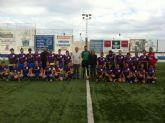 El Mar Menor C.F. Féminas se impuso en el I Encuentro de Fútbol Femenino '8 M' disputado en el Pitín