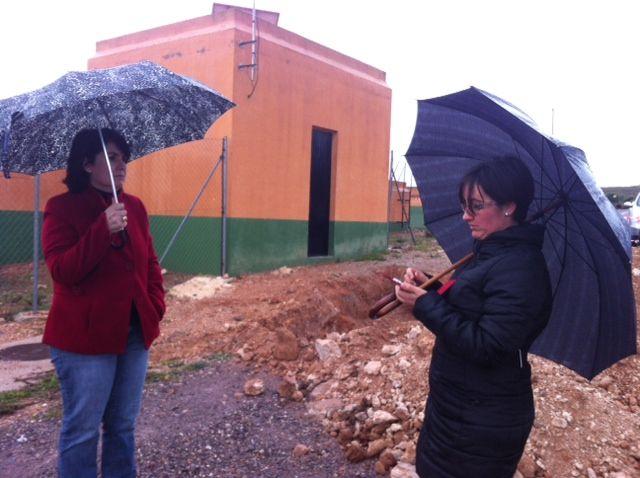Queda restablecido de forma definitiva el servicio de abastecimiento de agua potable en la diputación de El Raiguero - 1, Foto 1