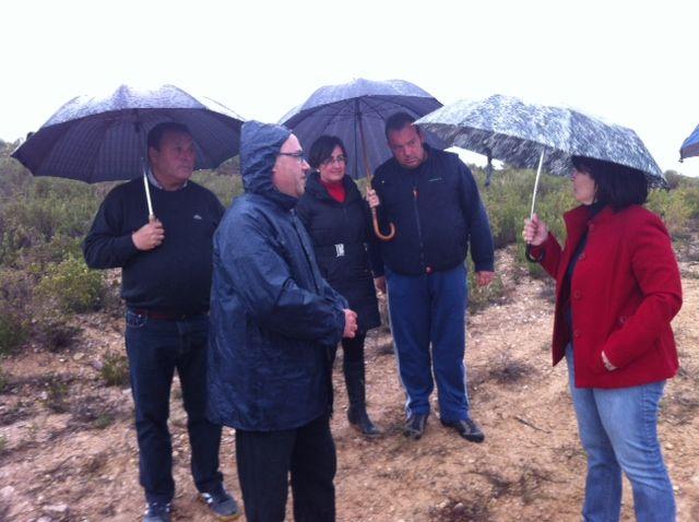 Queda restablecido de forma definitiva el servicio de abastecimiento de agua potable en la diputación de El Raiguero - 2, Foto 2