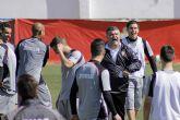 El Real Murcia se entrenará en Pinatar Arena