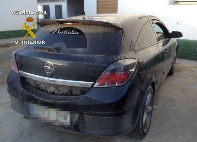 La Guardia Civil detiene a cuatro personas  por robos de cableado eléctrico, Foto 6