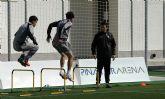 El Real Murcia visita Pinatar Arena