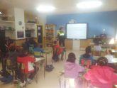 La Policía Local de Alguazas imparte clases de educación vial