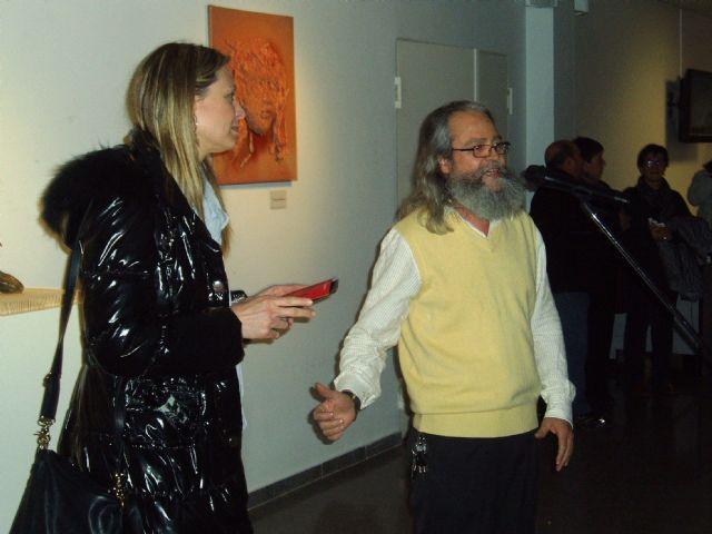 La exposición Pan y Toros, de Miguel García Carmona, abierta al público hasta el 13 de abril en la Sala de Exposiciones El Jardín de Molina de Segura - 1, Foto 1