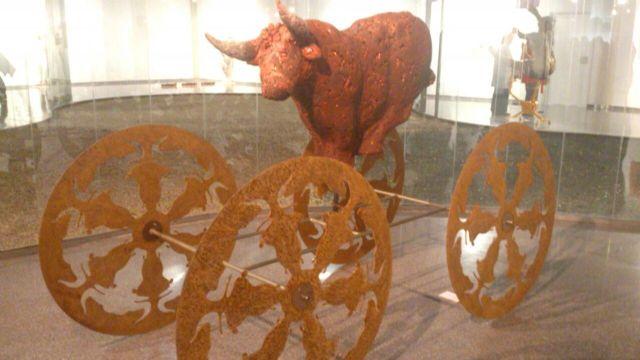 La exposición Pan y Toros, de Miguel García Carmona, abierta al público hasta el 13 de abril en la Sala de Exposiciones El Jardín de Molina de Segura - 3, Foto 3