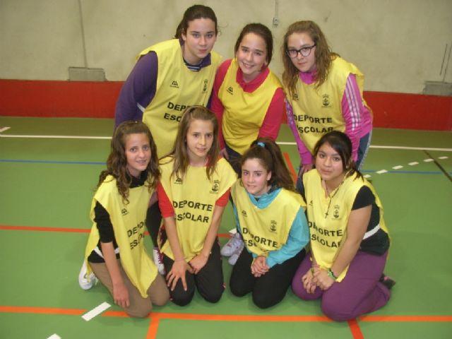 Semifinales de la fase intermunicipal de Deporte Escolar de baloncesto y futbol sala - 4, Foto 4