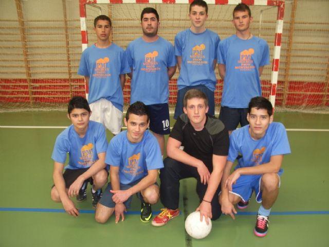Semifinales de la fase intermunicipal de Deporte Escolar de baloncesto y futbol sala - 5, Foto 5