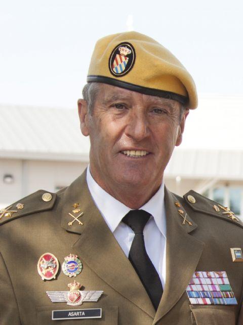 El General de División, Alberto Asarta, pregonará la Semana Santa de Alcantarilla el próximo sábado - 1, Foto 1