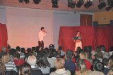 Gran exito de la Gala de Salva Ortega a beneficio de Adivar