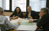 La Comunidad asesora al Ayuntamiento de Ojós en el desarrollo urbanístico municipal