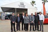 La II Feria AUTO-FAMM expone en Lo Pagán las últimas novedades del sector de la automoción