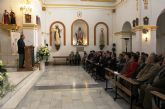 El artista Juan Bautista Sanz pregonó la Semana Santa lumbrerense