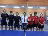 Club Totana tenis de mesa. 2ª Nacional 2 derrotas in extremis