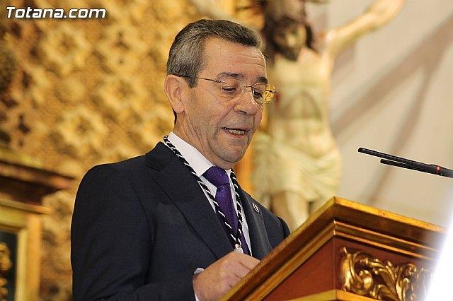 Pedro Marín Ayala, pregonero de la Semana Santa 2013 / Totana.com, Foto 1