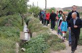 Puerto Lumbreras promueve la cultura del agua a través de nuevas rutas turísticas de senderismo