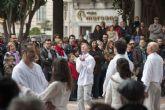 La Escuela Municipal de Teatro homenajeó al cartagenero Isidoro Máiquez