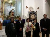 Alumbres pregonó su Semana Santa