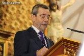 La Semana Santa de Totana comienza su cuenta atrás con la pronunciación del pregón de la mano de Pedro Marín Ayala