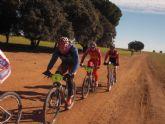 El CC Santa Eulalia Bike-Planet continuó las carreras de btt este fin de semana en Lietor y Bullas