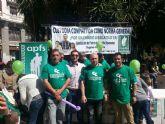 UPyD apoya las reivindicaciones del colectivo de padres separados por la custodia compartida